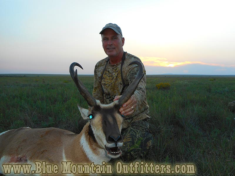 New Mexico Guided Antelope Hunt