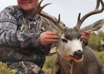 New Mexico Guided Mule Deer Hunt | Blue Mountain Outfitters